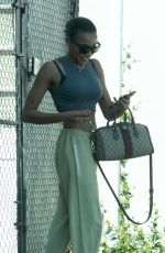 TNASHE Out for Lunch in Beverly Hills 07/20/2018