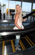 TOMI LAHREN at Los Angeles International Airport 07/11/2018