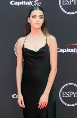 TONI BREIDINGER at 2018 Espy Awards in Los Angeles 07/18/2018