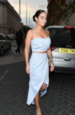 TULISA CONTOSTAVLOS at Syco Summer Party in London 07/09/2018