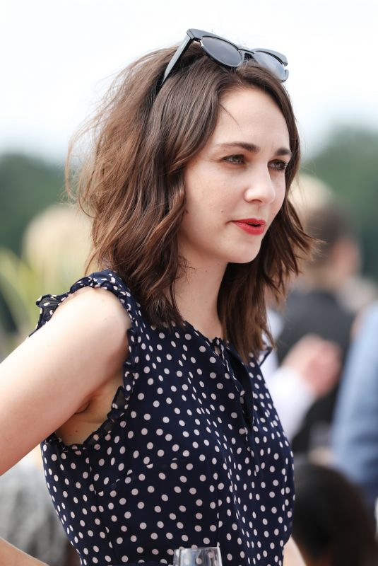 TUPPENCE MIDDLETON at Audi Polo Challenge at Coworth Park Polo Club 07/01/2018