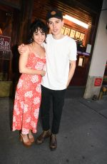 VANESSA HUDGENS and Austin Butler at Iceman Cometh Closing Party in New York 07/01/2018