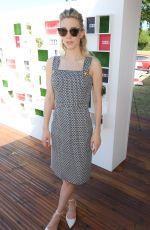 VANESSA KIRBY at Audi Polo Challenge at Coworth Park Polo Club 07/01/2018