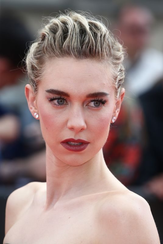 VANESSA KIRBY at Mission: Impossible – Fallout Premiere in Paris 07/12/2018