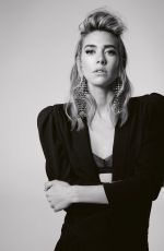 VANESSA KIRBY for Marie Claire Magazine, UK August 2018