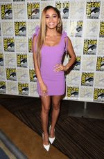 VANESSA MORGAN at Riverdale Photo Line at Comic-con in San Diego 07/21/2018