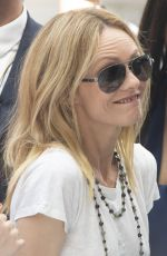 VANESSA PARADIS at Chanel Show at Haute Couture Fashion Week in Paris 07/03/2018