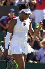 VENUS WILLIAMS at Wimbledon Tennis Championships in London 07/02/2018