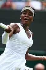 VENUS WILLIAMS at Wimbledon Tennis Championships in London 07/03/2018