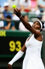 VENUS WILLIAMS at Wimbledon Tennis Championships in London 07/03/2018