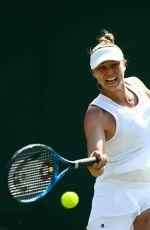 VERA ZVONAREVA at Wimbledon Tennis Championships in London 07/03/2018