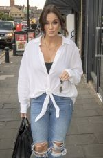 VICKY PATTISON at Adriano