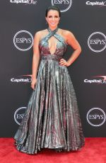 VICTORIA ARLEN at 2018 Espy Awards in Los Angeles 07/18/2018