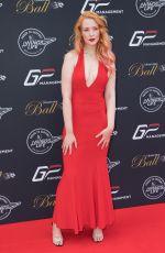 VICTORIA CLAY at Grand Prix Ball at Hurlingham Club in London 07/04/2018