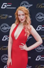 VICTORIA CLAY at Grand Prix Ball at Hurlingham Club in London 07/04/2018