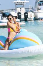 VICTORIA JUSTICE in Bikini at Revolve Summer Event in Bermuda 07/17/2018