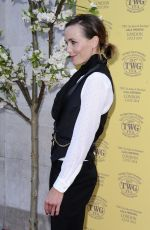 VICTORIA PENDLETON at TWG Tea Salon & Boutique in London 07/02/2018