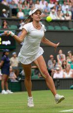 VIKTORIYA TOMOVA at Wimbledon Tennis Championships in London 07/03/2018