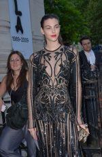 VITTORIA CERETTI at Vogue Paris Foundation Gala in Paris 07/03/2018