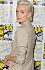 WALLIS DAY at Krypton Photocall at Comic-con in San Diego 07/21/2018