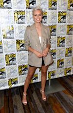 WALLIS DAY at Krypton Press Line at Comic-con in San Diego 07/21/2018