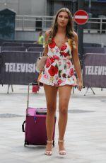 ZARA MACDERMOTT Arrives ITV Studios in London 07/09/2018
