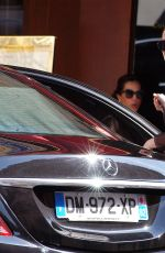 ZOEY DEUTCH Leaves George V Hotel in Paris 07/02/2018