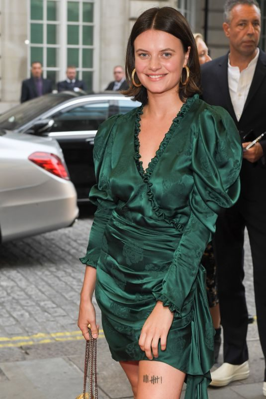 ABIGAIL HARDINGHAM at The Innocents Screening in London 08/20/2018