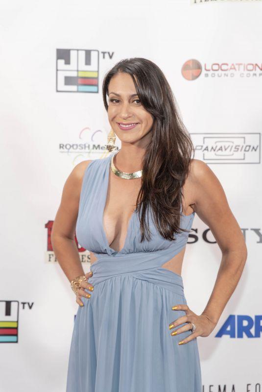 ALENA GERARD at 168 Film Festival in Los Angeles 08/25/2018