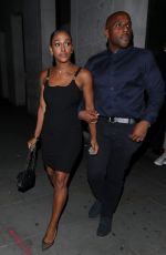 ALEXANDRA BURKE at STK Restaurant in London 08/25/2018
