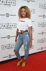 ALEXANDRA MARDELL at Manchester for FriendsFest in Manchester 08/07/2018
