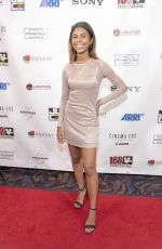ALIYAH MOULDEN at 168 Film Festival in Los Angeles 08/25/2018