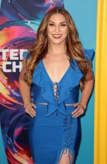 ALLISON HOLKER at 2018 Teen Choice Awards in Beverly Hills 08/12/2018