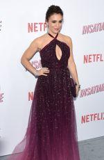 ALYSSA MILANO at Insatiable Season 1 Premiere in Hollywood 08/09/2018