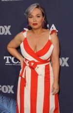 AMANDA FULLER at Fox Summer All-star Party in Los Angeles 08/02/2018