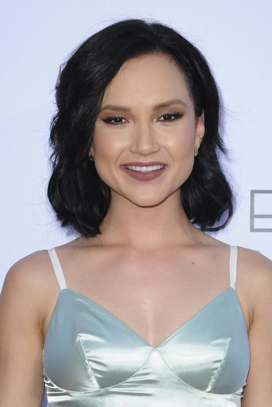 AMANDA GRACE BENITEZ at Breaking and Exiting Premiere in Los Angeles 08/15/2018