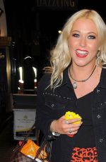 AMELIA LILY Night Out in London 08/14/2018