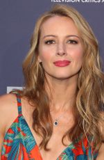 AMY ACKER at Fox Summer All-star Party in Los Angeles 08/02/2018