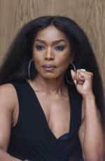 ANGELA BASSETT at 9-1-1 Press Conferece in Beverly Hills 08/05/2018