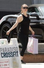 ANNA PAQUIN Out Shopping in Los Angeles 08/21/2018