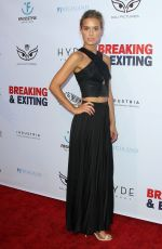 ANNE HARRISON at Breaking and Exiting Premiere in Los Angeles 08/15/2018