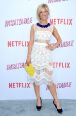 ARDEN MYRIN at Insatiable Show Premiere in Los Angeles 08/09/2018