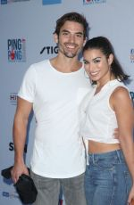 ASHLEY IACONETTI at 6th Annual Ping Pong 4 Purpose in Los Angeles 08/23/2018