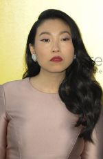 AWKWAFINA at Crazy Rich Asians Premiere in Los Angeles 08/07/2018