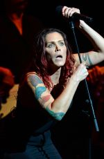 BETH HART Performs at Broward Center in Fort Lauderdale 08/11/2018