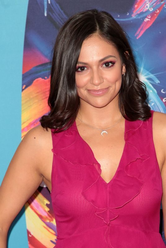 BETHANY MOTA at 2018 Teen Choice Awards in Beverly Hills 08/12/2018