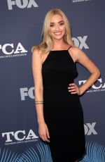 BRIANNE HOWEY at Fox Summer All-star Party in Los Angeles 08/02/2018