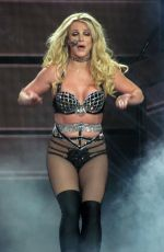 BRITNEY SPEARS Performs at Piece of Me World Tour in London 08/24/2018