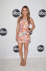 CAMILLA LUDDINGTON at ABC All-star Happy Hour TCA Summer Press Tour in Los Angeles 08/07/2018