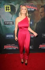 CARRIE KEAGAN at The Last Sharknado: It